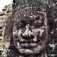 bayon temple of faces