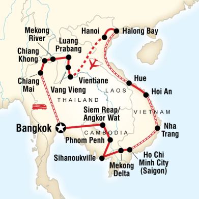 Indochina discovery