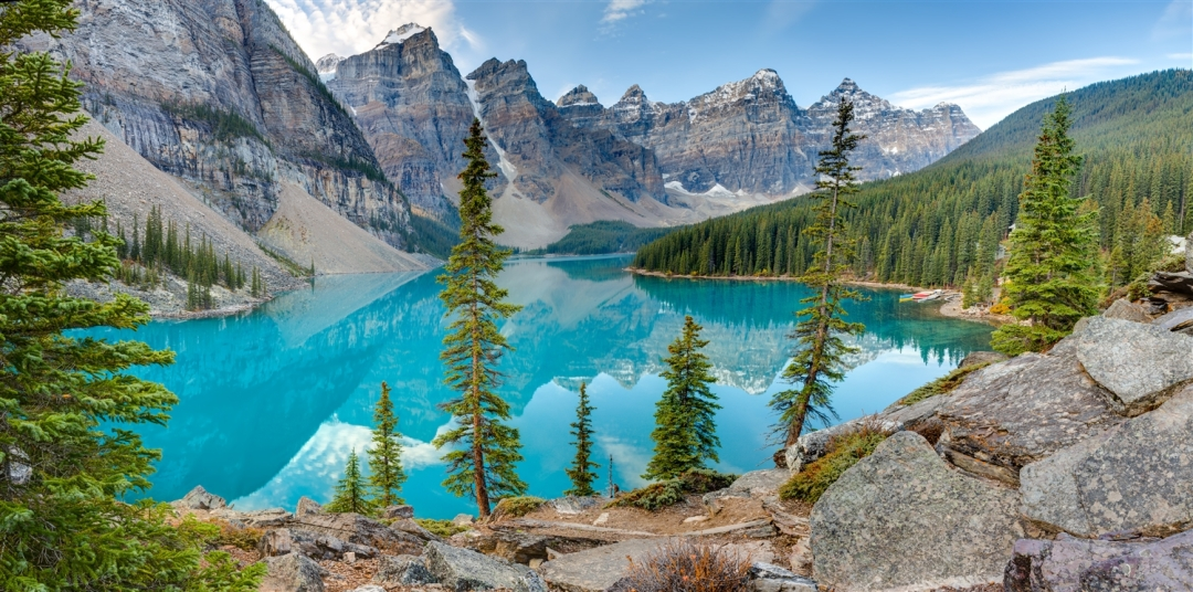 Moraine Lake Summer_home page banner