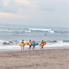 Bali (Changgu) - surfing