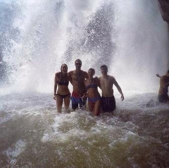 Bali - waterfall